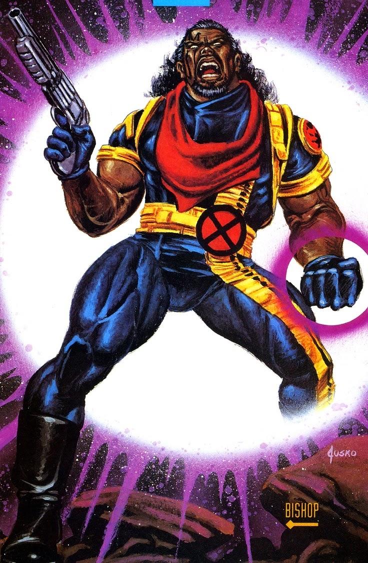 Fashion and Action: Bishop - X-Men: DOFP Powers Featurette ...
