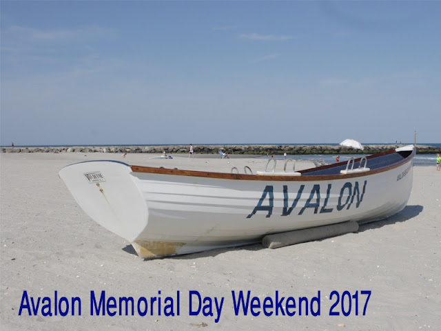 Avalon Memorial Day Weekend 2017