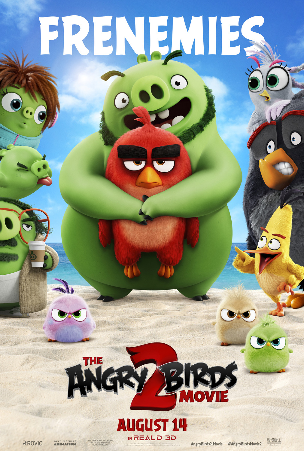 Angry Birds 2: O Filme Torrent Baixar