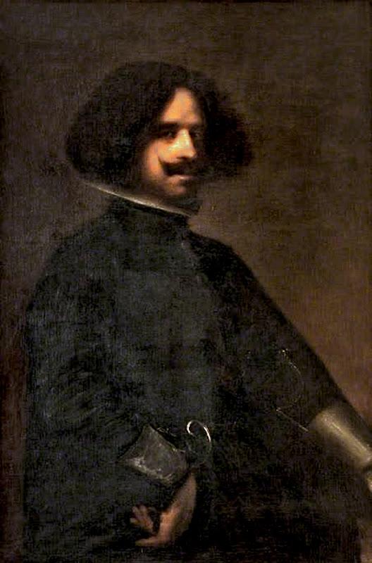 Juan de Alfaro y Gámez, Retrato de Velázquez, Maestros españoles del retrato, Pintores españoles, Pintores de Cordoba, Artista de Barcelona, Pintor español