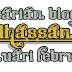 Pemenang Pencarian Bloglist Januari & Februari 2017