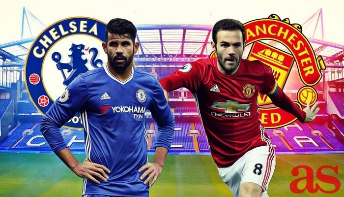 Ver Partido Chelsea vs Manchester United ONLINE