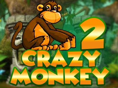 Игровой автомат Crazy Monkey 2 от компании Игрософт