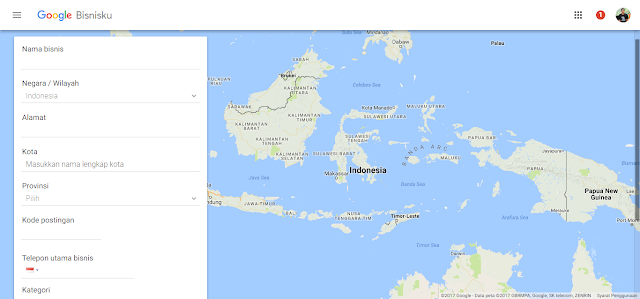 Cara Menambahkan Maps Pada Website Di Hasil Pencarian Google