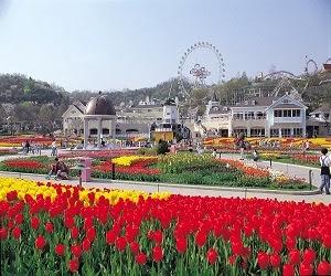 Taman rekreasi terbaik didunia