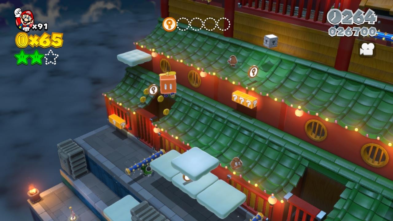 SuperPhillip Central: Top Ten 3D Mario Levels