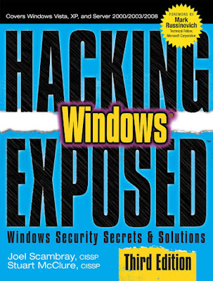 McGraw Hill Hacking Exposed Windows 3rd Edition Dec 2007