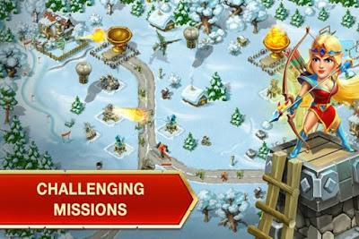 Toy Defense: Fantasy Towers Mod+Apk v1.22.1 (Mod Money)