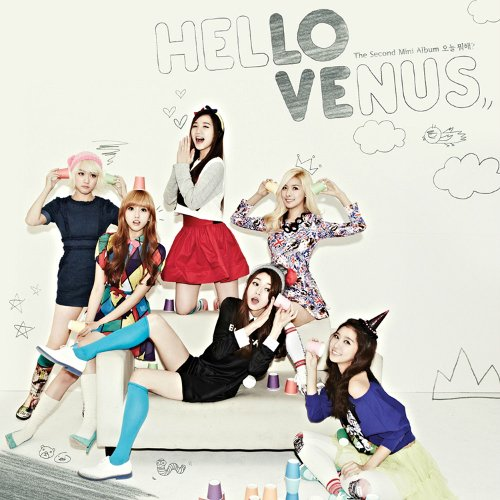 Hello Venus - What Are You Doing Today? [FLAC 24bit   MP3 320 / WEB]