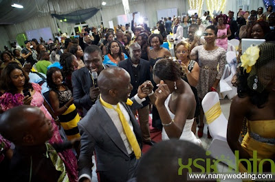 Pictures From Obiwon's Church Wedding & Reception. 17