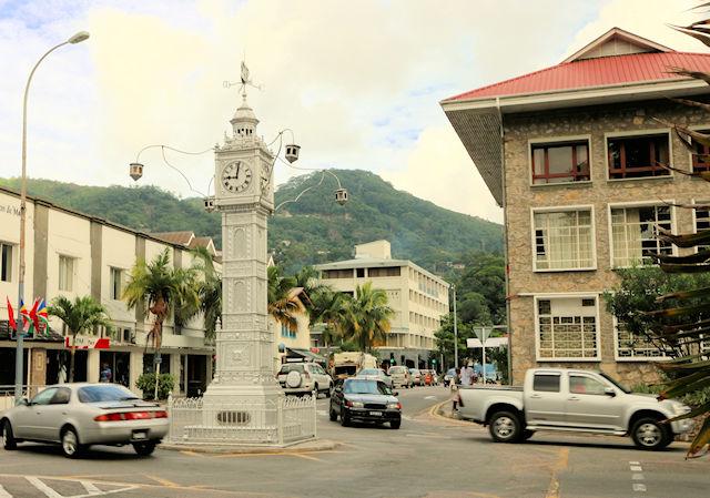 Victoria Clock Tower in Victoria (C) JUREBU