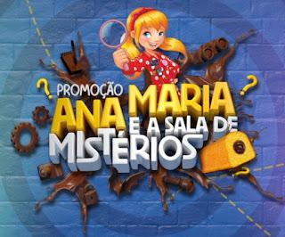 Cadastrar Promoção Bolinho Ana Maria 2017 Mistérios D.P.A