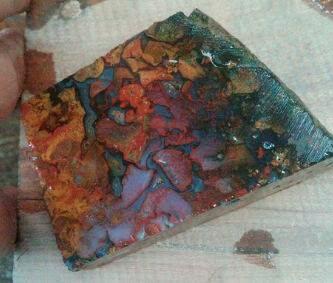 koleksi barang antik dan langka: gemstone rough ( bahan ...