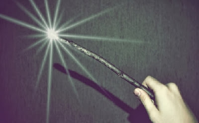 Barita mágica