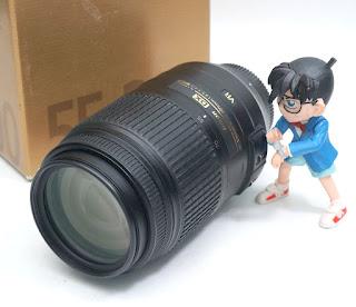 Jual Lensa Nikon 55-300mm VR Seken