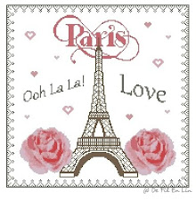 SAL 'I Love Paris'