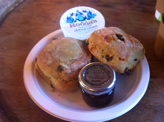 National Trust scones Polesden Lacey