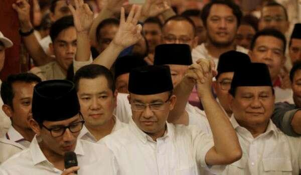 Anies Baswedan Menang Pilihan Raya Gabenor Jakarta Tewaskan Ahok
