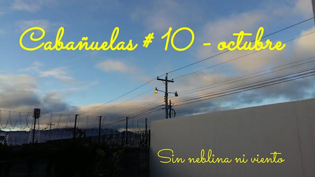 CABAÑUELAS ENERO 10