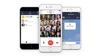 Line Sekarang Mendukung Video Group Call Hingga 200 Pengguna