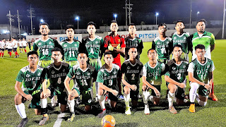 Green Stallions FC.
