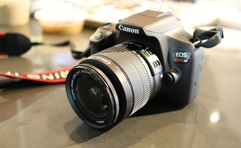 Canon T6 EOS Rebel DSLR Software and Firmware Download