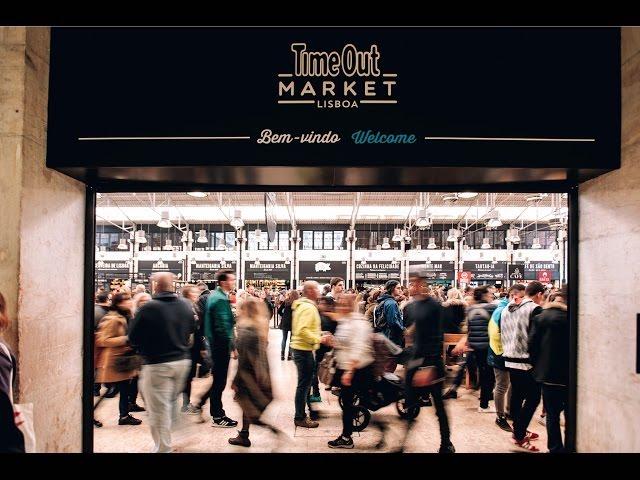 Mercados em Lisboa - Mercado da Ribeira