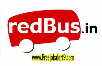 redBus Recruitment 2017 Jobs For Freshers Apply