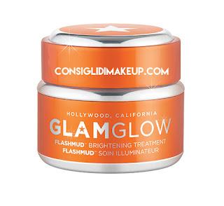 Nuova Maschera Illuminante FlashMud GlamGlow