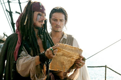 Captain Jack and Will discuss the key
