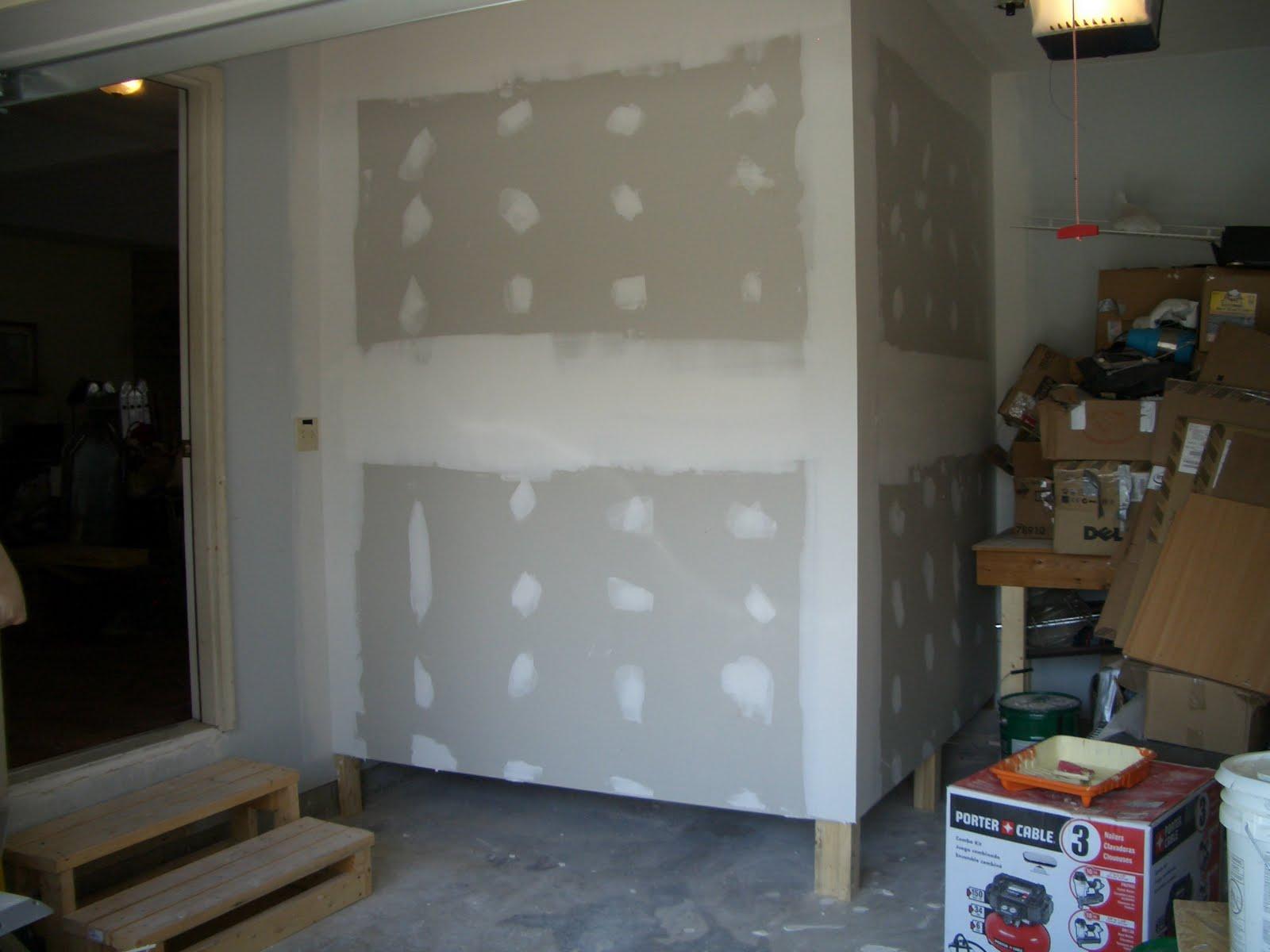Used Corner Of Garage U0026 2 Very Small Closets.