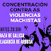 📣 Concentración contra as violencias machistas | 23jul
