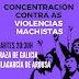 📣 Concentración contra as violencias machistas | 23jul