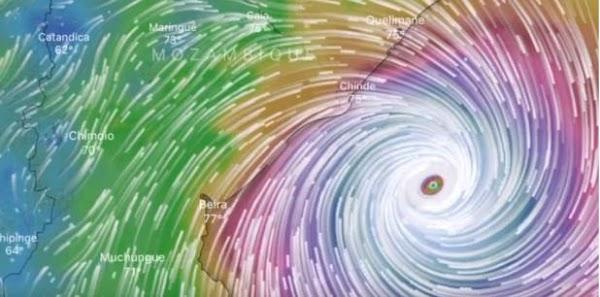 Ciclón deja 140 muertos a su paso por Mozambique y Zimbabue.