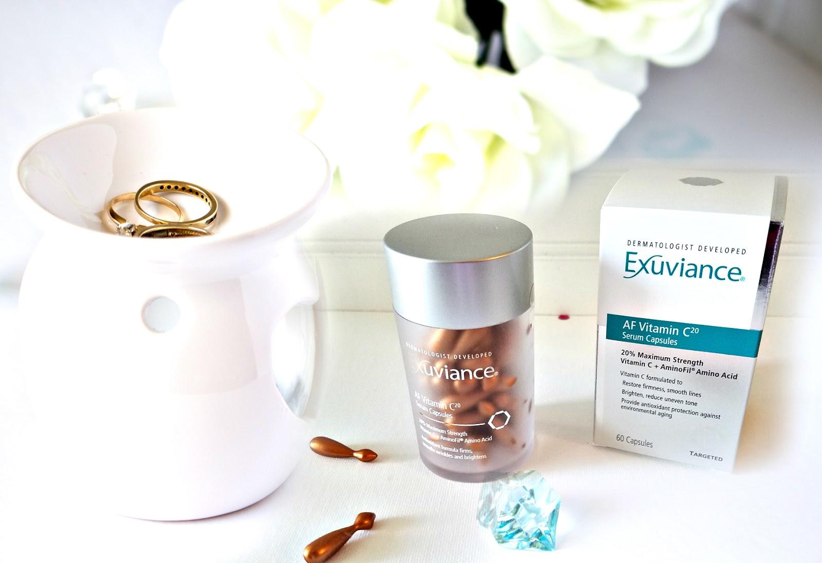 exuviance c vitamin