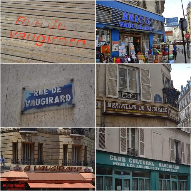Invisible Paris: A drift along Rue de Vaugirard, the longest ...