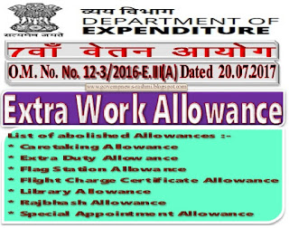 extra-work-allowance-abolished-allownce-finmin-order