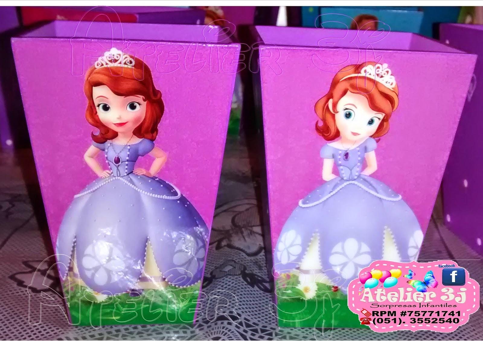 d6d8ce4e2 excellent sorpresas para cumpleaos infantiles princesa sofia with sorpresas  de cumpleaos infantiles