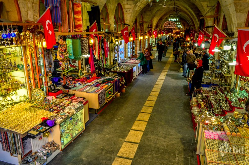 Historical Bazaars Of Gaziantep Traveling By Default