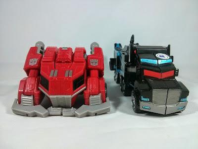 Transformers Adventure TAV13 Nemesis Prime deluxe