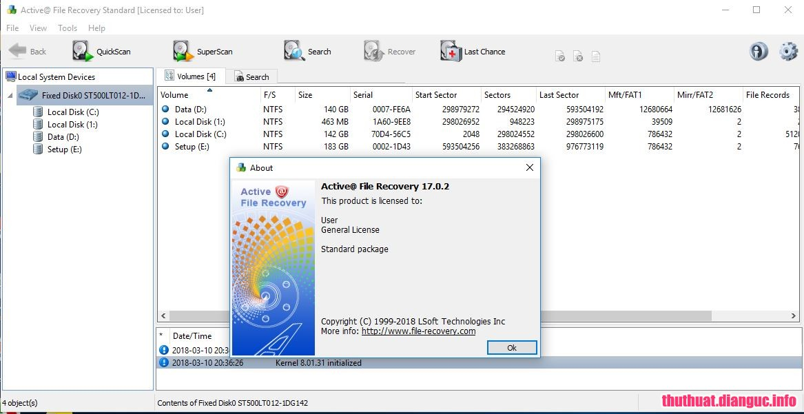 Download Active@ File Recovery 18.0.2 Full Cr@ck