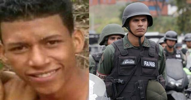 Ajusticiados: Identificaron los cuatros abatidos por la GNB en Barcelona Isaias Guzmán