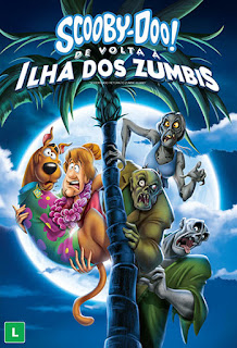 Scooby-Doo!: De Volta à Ilha dos Zumbis - HDRip Dual Áudio