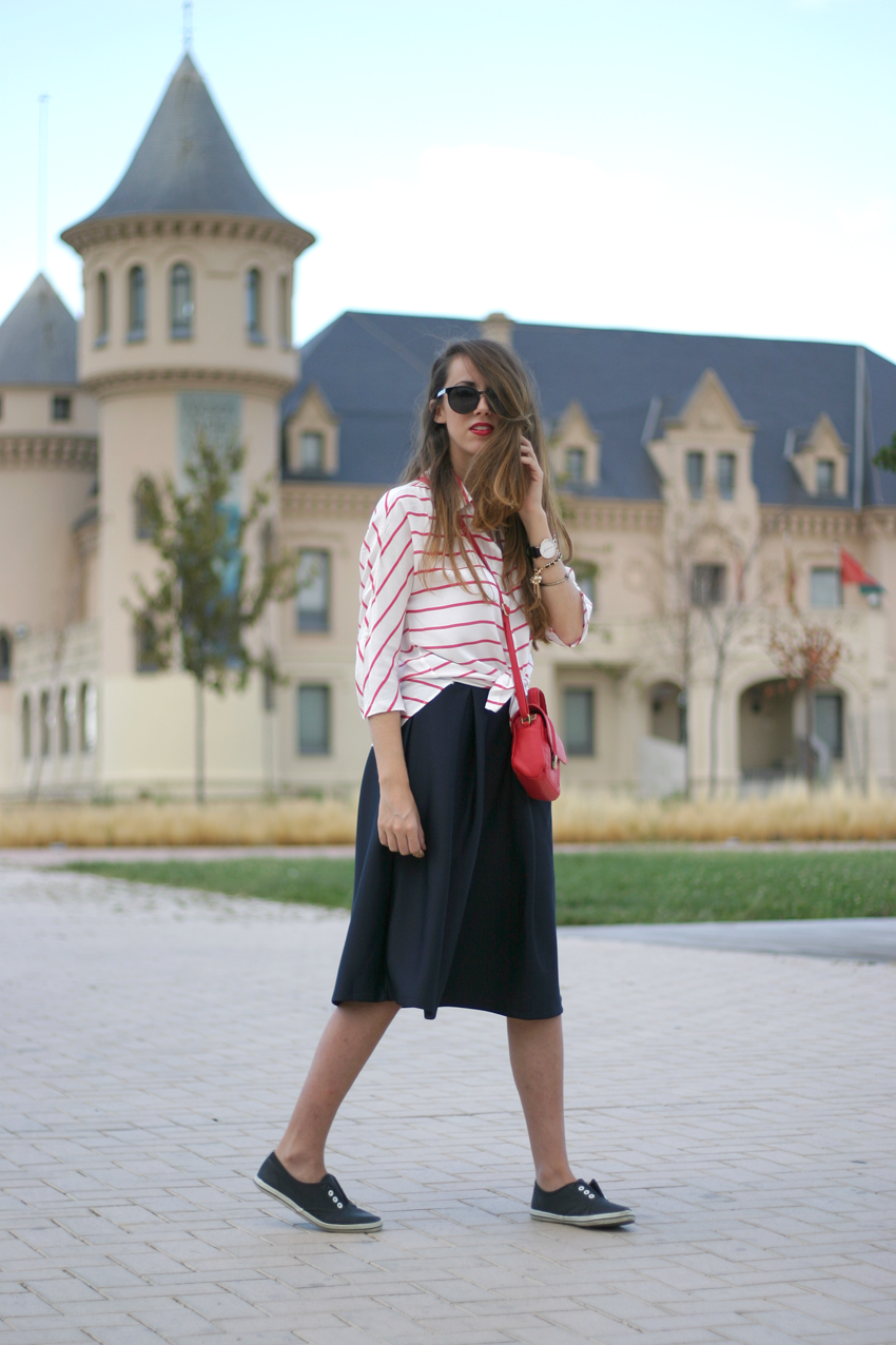 Amarna Miller Entrevista Risto Mejide comfortable look | outside fashion catwalk | bloglovin'