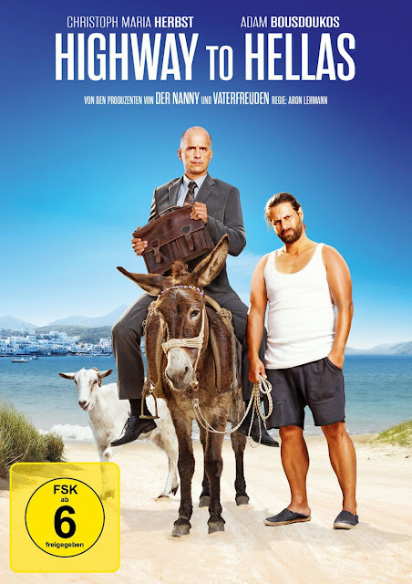 Highway to Hellas (2015) tainies online oipeirates