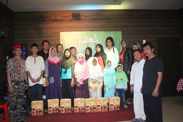 Mitrapol Berbagi Kasih Bersama Anak Yatim Piatu Di Penghujung Ramadhan 1439 H