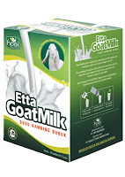 Susu Kambing Etta Goat Milk