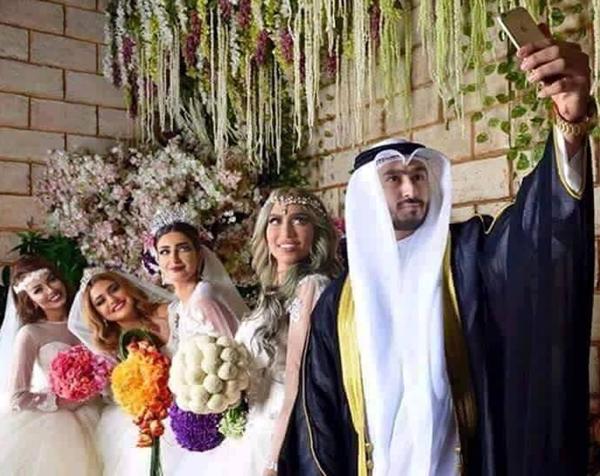 Inilah Punca Sebenar Lelaki Kuwait Nikahi Empat Wanita Sekaligus Pasti Anda Tak Sangka!