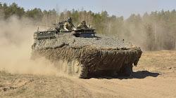 Khối Tác chiến NATO Bắt đầu Tập Trận Eager Leopard tại Litva