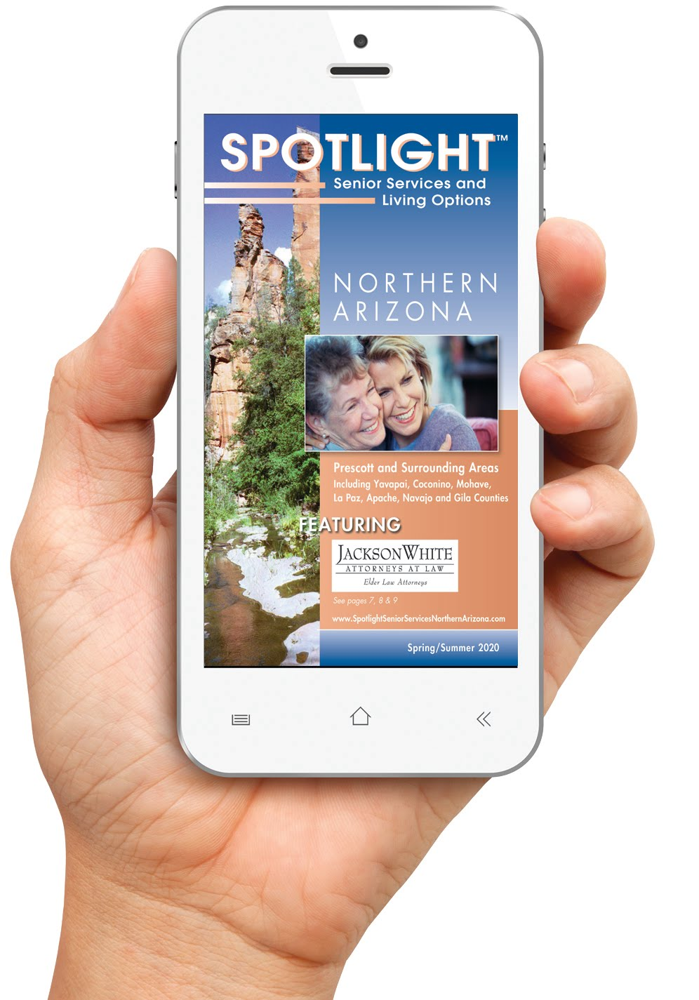 SPOTLIGHT Northern Arizona Mobile App
